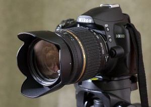 The Tamron 18-250mm lens is a perfect solution for Abby's photographic needs, and an excellent choice for my own adventures in remote and wild places.
