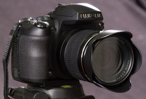 Abby and I are now each the proud owners of the Fujifilm Finepix HS30EXR.