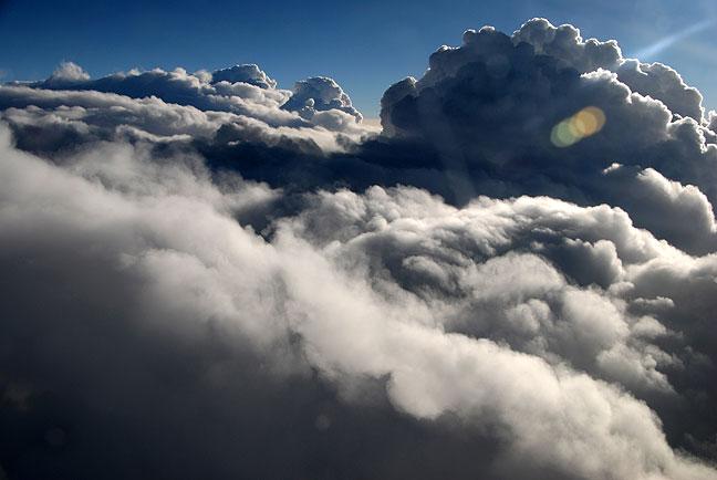 Thunderstorm Tops