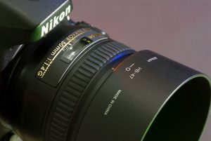 I recently added the excellent AF-S Nikkor 50mm f/1.4G to my bag.