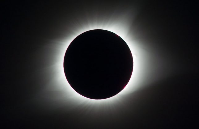 A total solar eclipse is a beautiful and inspirational sight. I was happy to bring my wife Abby and meet up with my sister Nicole and her husband Tracey to see and photograph it.
