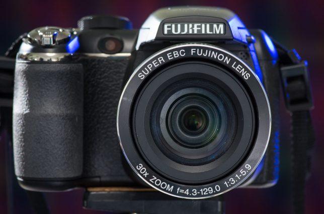 The Fujifilm FinePix S4500 Digital Camera