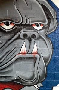 Stratford Bulldog Mascot
