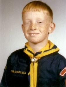 Sergeant Barron in 1972