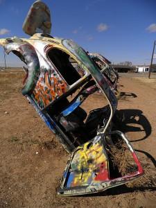 Bug Ranch, Conway, Texas, November 2012