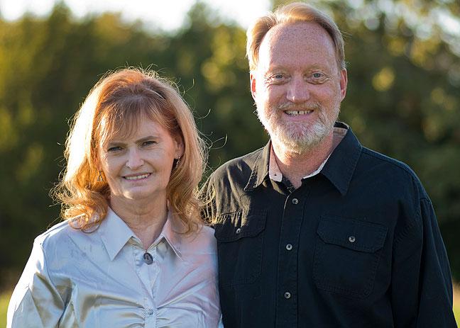Abby S. M. Barron and Richard R. Barron, October 2014