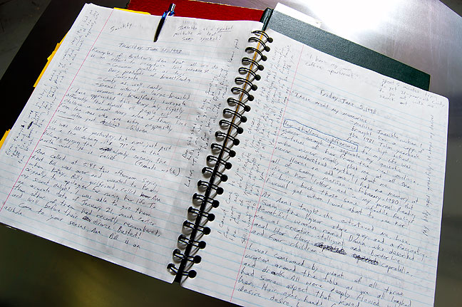 Forget Facebook. THIS is how you journal.