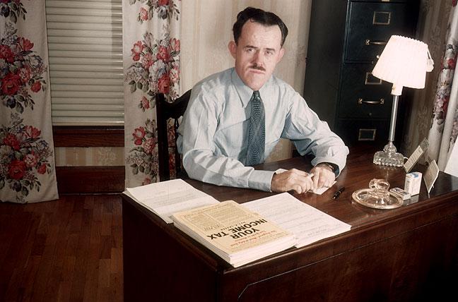 Richard M. Batten c1944