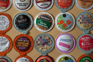 No calories, no fat, and a delightful perk: each of these k-Cup® coffees holds nothing but delicious potential.