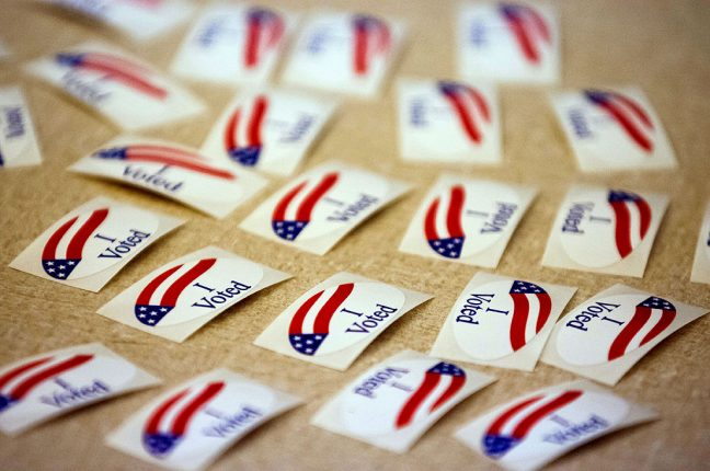 I voted Saturday, knowing full well that my vote for president would disappear in our red state's electorate.