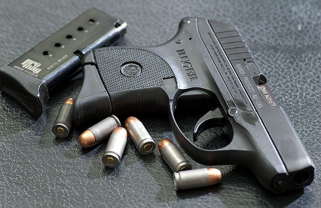 My number one carry weapon is the compact, capable Ruger LCP.