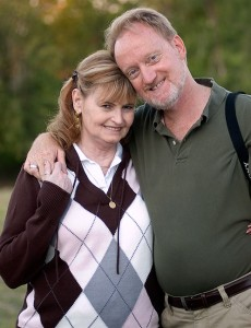 Abby and Richard, September 2011