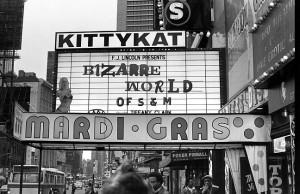 KittyKat Theater, Times Square, New York