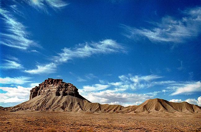 Desert near Cortez, Colorado
