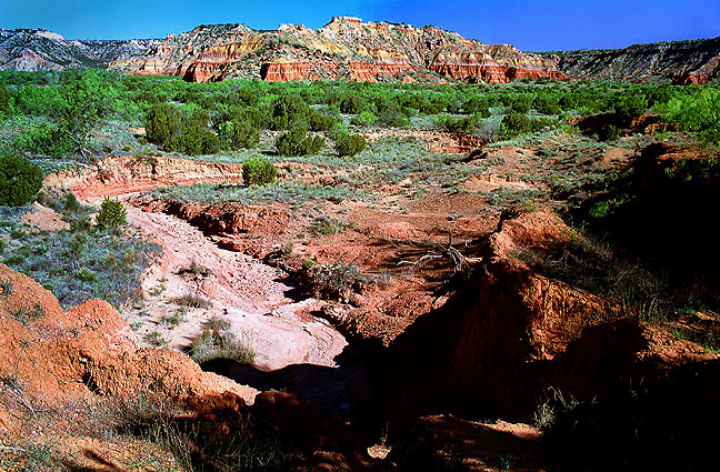 Overview, Palo Duro Canyon