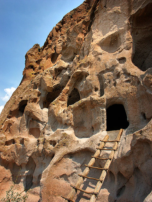 Cliff Dwelling, Bandelier National Monument