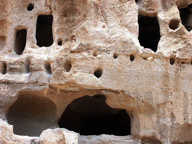 ...resulting is this very face-like edifice.
