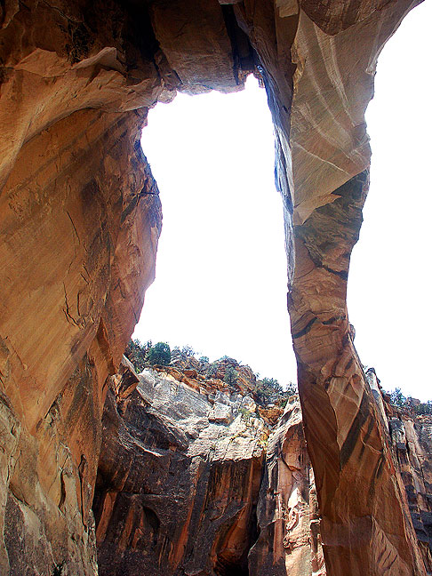 La Ventana natural arch, New Mexico