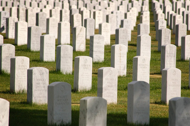 Black Hills National Cemetery, South Dakota