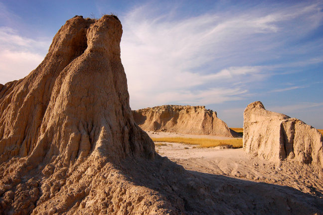 Hoodoo, Castle Trail, Badlands