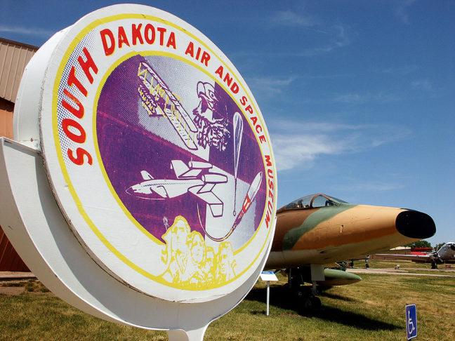 Ellsworth Air Force Base, Rapid City, South Dakota
