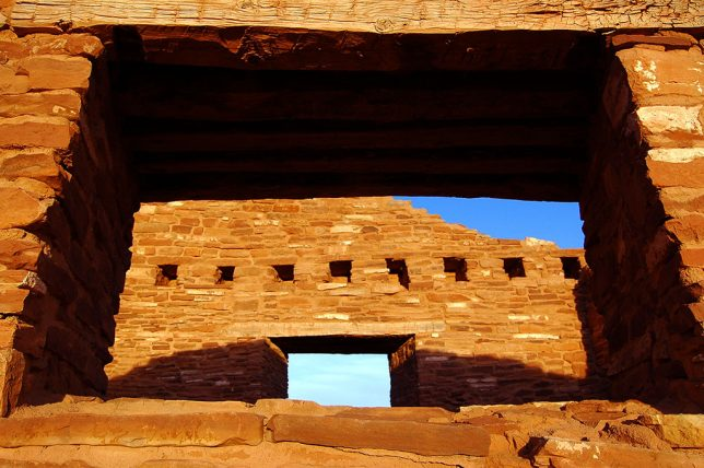 Puebloan windows are, in my opinion, one of the most striking elements of the architecture.