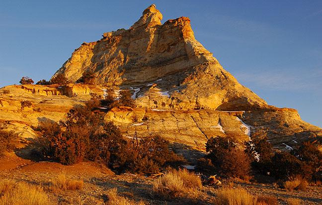 Ghost Rock, San Rafael Swell, Utah