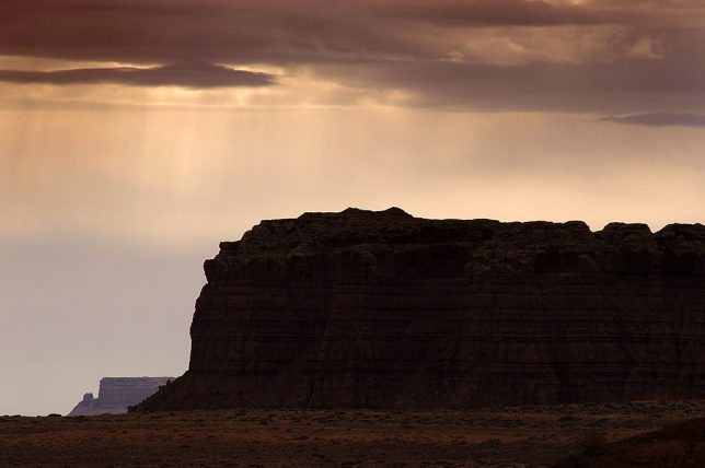 I made this image while traveling along Utah 24 near Goblin Valley.