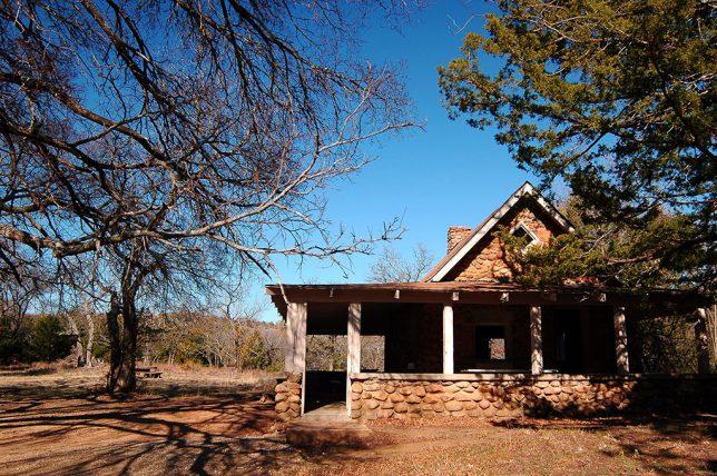 Boulder Cabin, November 2006