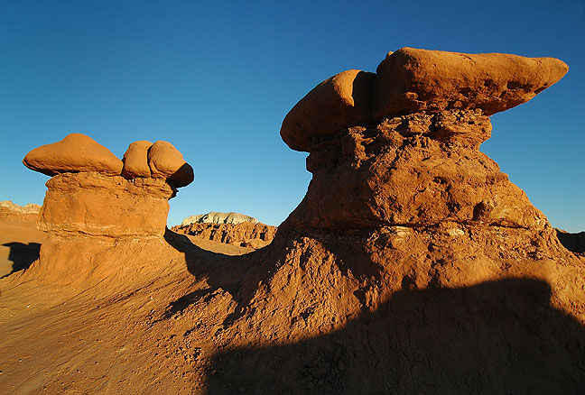 Sunset, Goblin Valley State Park, Utah