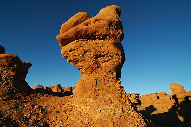 Hoodoo, Goblin Valley.