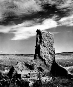 Fort Union National Monument, New Mexico.