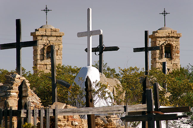 Terlingua Cemetery