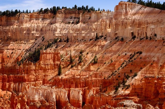 Bryce Canyon is complex and visually stunning.