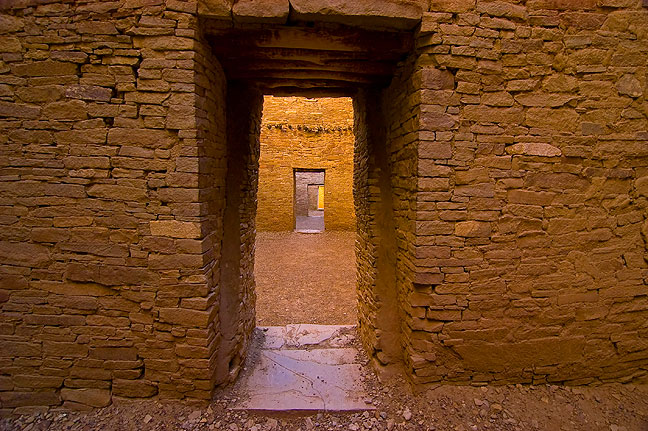 The elegant stone masonry of the Pueblo Bonito great house is one of the reasons I find Chaco Canyon such a compelling travel destination.