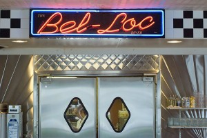 The Bel-Loc Diner is named after the intersection of the Beltway and Loc Raven Boulevard.