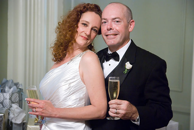 Nicole Barron Hammill and Tracey Hammill married December 3 2011