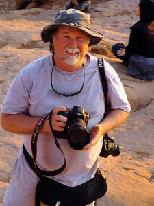 Jim Beckel is a talented and devoted photojournalist. I am always glad when I hear from him. This was his first hiking trip to the Colorado Plateau.