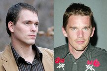 Wil C. Fry and Ethan Hawke