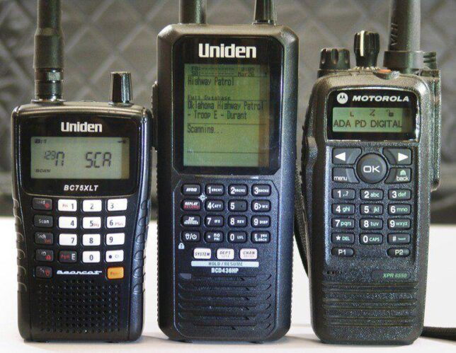 Area public safety communications are a mix of conventional FM two-way radio, digital signaling, and mobile data sharing via mobile applications.