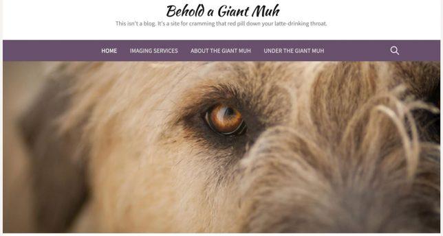 Richard's Social Blog, The Giant Muh