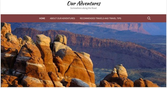 Our Adventure Blog